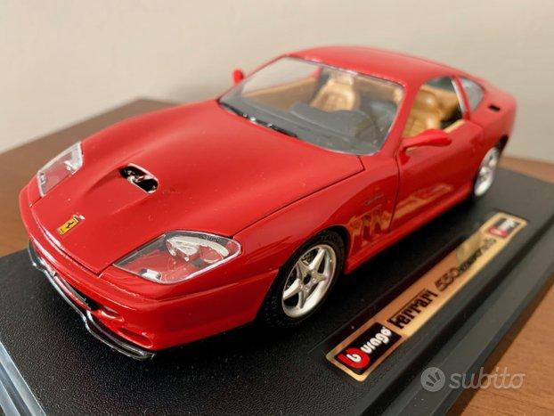 Burago Ferrari 550 Maranello 1996 NUOVA