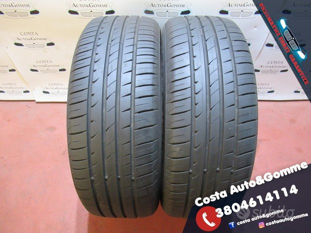 Gomme 225 60 17 Hankook 90% 2016 225 60 R17
