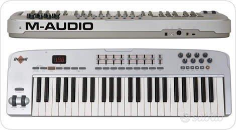 Tastiera Midi M-AUDIO 61 tasti
