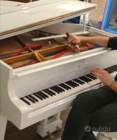Accordatore di pianoforte - manutenzione-restauro