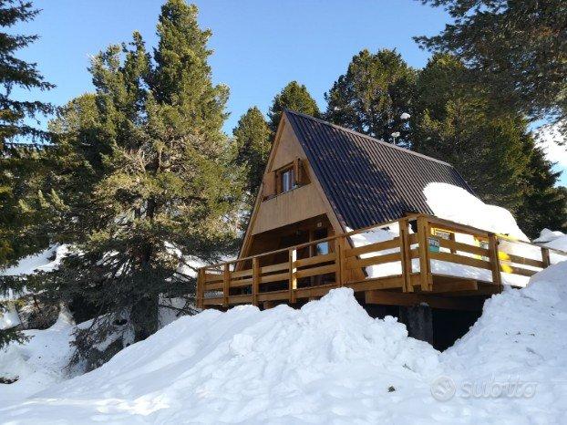 Chalet all'Alpe Cermis, Dolomiti