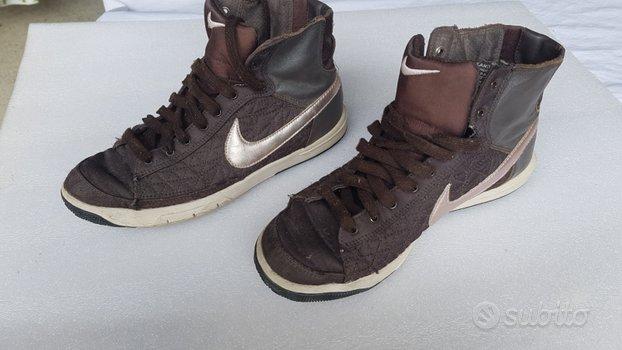Scarpe Nike 37 marroni