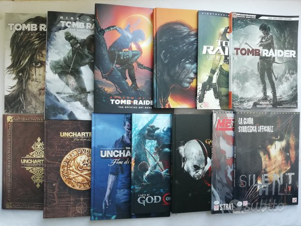 Guide Artbook Playstation PS1 PS2 PS3 PS4 XBox