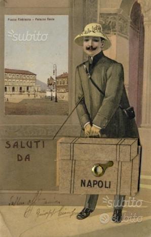 Cartoline d'epoca viaggiate e non 1898-1980