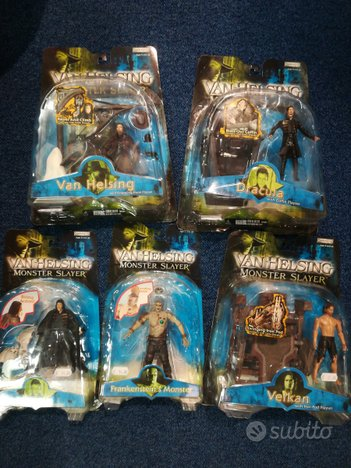 Action figure VAN HELSING MONSTER SLAYER