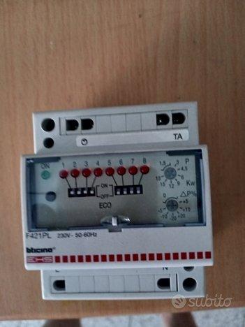 Centralina controllo carichi bticino f421
