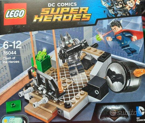 Lego Superman contro Batman 76044