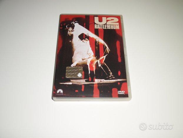 """UnDvdComeNuovoOriginaleCompleto:U2""""RattleAndHum""""20"""