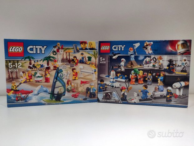Set Lego City People Pack