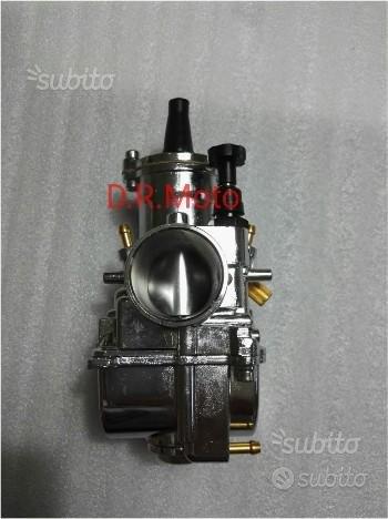 012. Pwk carburatore 30mm ARGENTO UNIVERSALE