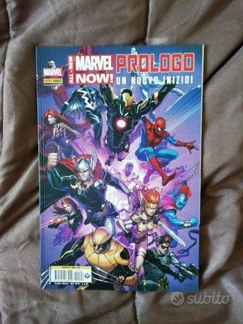 Marvel All Marvel Now Prologo