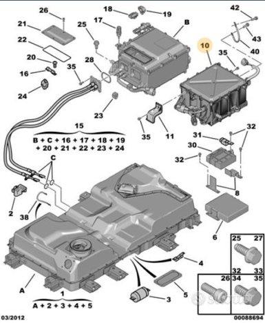 Convertitore motore elettrico Peugeot 1669678780