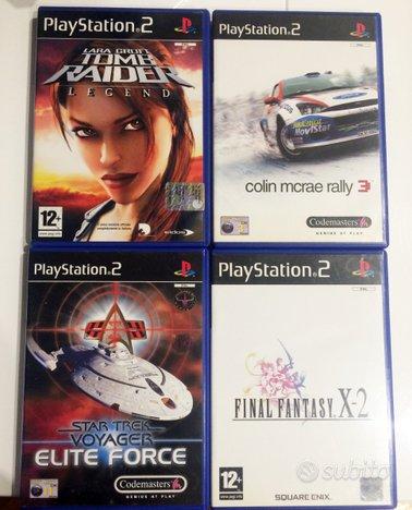 Giochi Playstation 2 PS2 originali