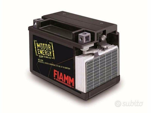 FIAMM Batteria Moto e Scooter FTX12-BS