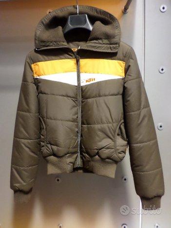 Giacca KTM Girls brown jacket