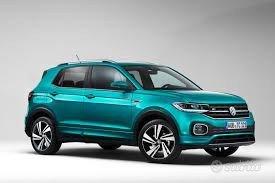 Volkswagen t-cross ricambi