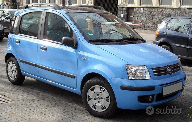 Ricambi Fiat Panda 2 serie dal 2003 al 2012 #1