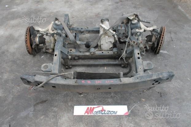 Culla slitta motore usato mercedes ml 2002 2.7 cdi