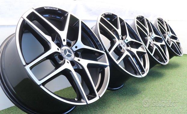 4 Cerchi ORIGNAL 19 Mercedes GLC AMG CLA GLA A B