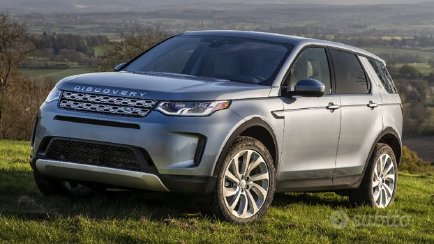 Ricambi land rover discovery sport 2015- #c
