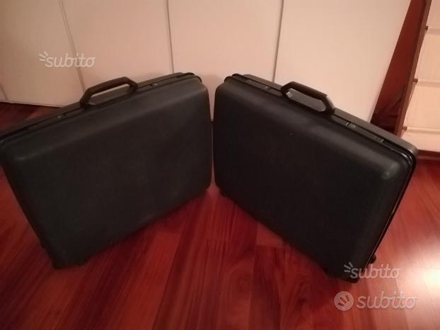 Coppia valigie Sansonite