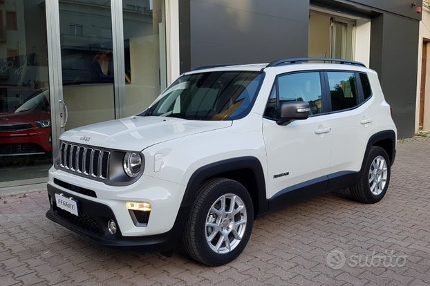 JEEP Renegade 1.6 Multijet 120 cv LIMITED MY 19