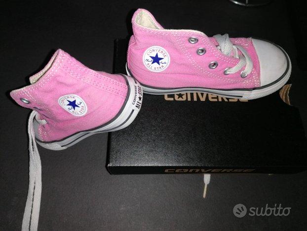 Scarpe bambina Converse All Star 24 originali