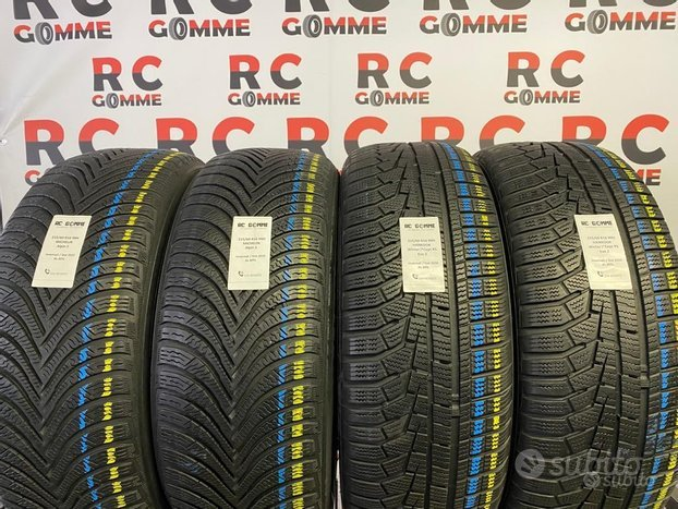4 Gomme Usate 215 60 16 99H Invernali