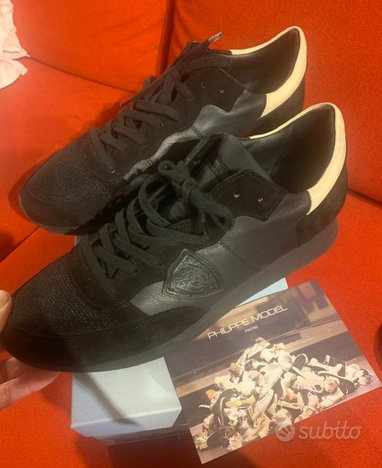 Scarpe Sneakers Philippe Model