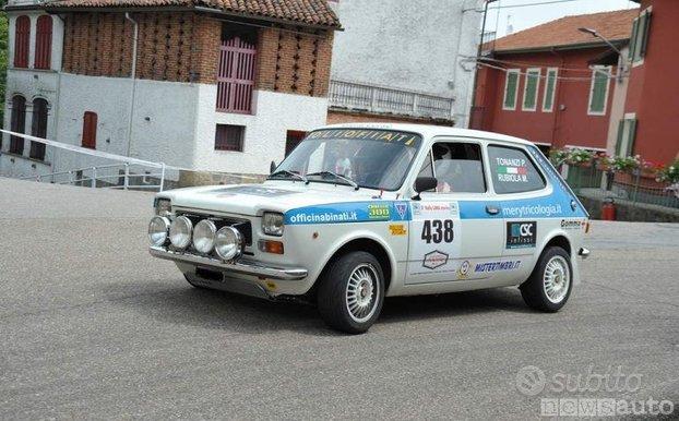 FIAT 127 Gruppo 2 - 1971