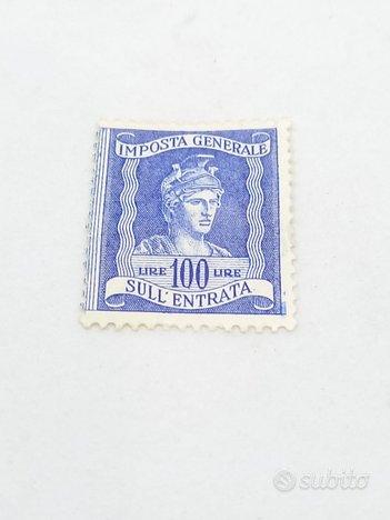 Set francobolli Italiani
