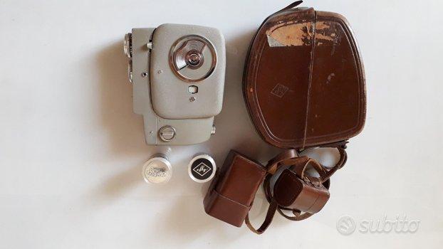 Cinepresa agfa movex 8mm