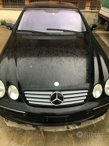 Ricambi Mercedes cl amg