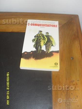 Libro i conquistatori