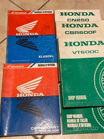 Manuali Officina HONDA