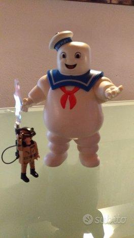 Playmobil Ghostbusters set personaggi