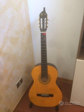 Chitarra classica florencia per principianti