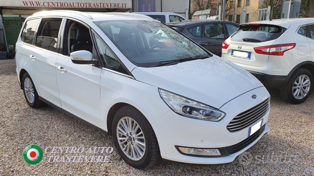 Ford Galaxy 2.0 TDCi 150CV TITANIUM POWERSHIFT