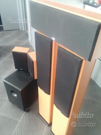 Diffusori audio Home Theater 5.1