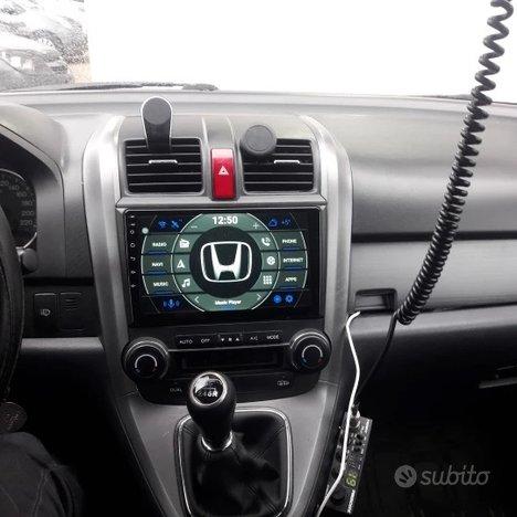 Navigatore tablet wifi per HONDA CRV 2006-2012