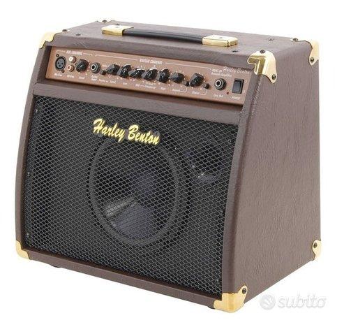 Amplificatore Harley Benton HBAC-20