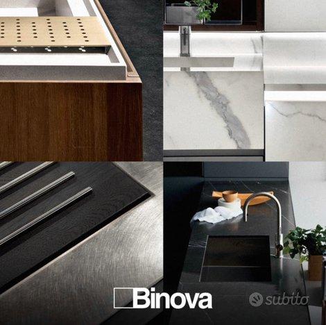 Consulenza, progettazione e vendita cucine Binova