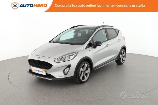 FORD Fiesta Active 1.0 Ecoboost S&S - CONSEGNA A