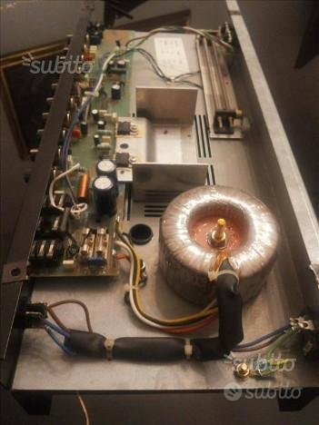 Amplificatore Laney HC50R (solo testa)