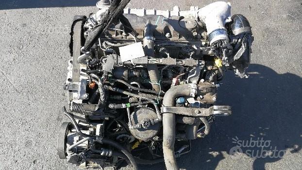Motore peugeot 2.0 cc dhi sigla rhz