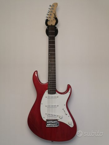 Chitarra elettrica Cort G-200 + custod. + amplific