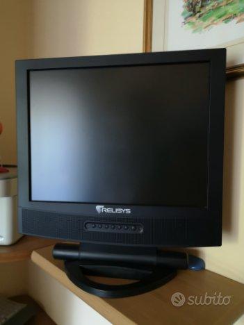 Monitor e tastiera
