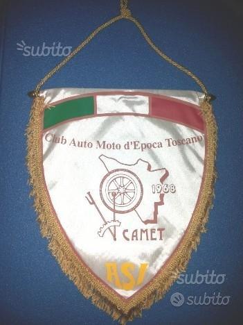 Gagliardetto ASI Auto-Moto Epoca Toscano (1968)