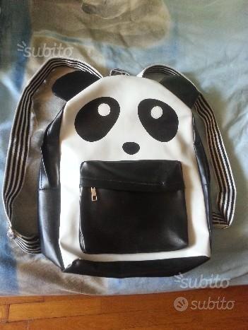 Zaino panda come nuovo