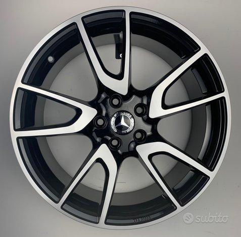 Cerchi in lega 18 Mercedes Elegance 851